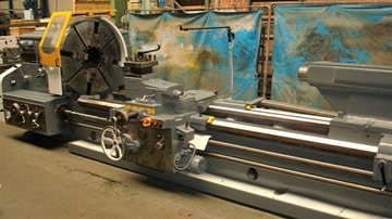 Used Heavy Duty Centre Lathes