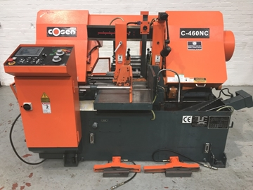 Used Cosen Automatic Horizontal Bandsaws