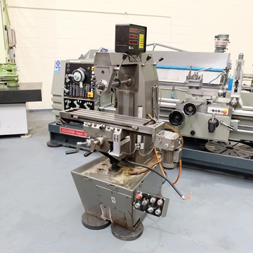 Used Horizontal Milling Machines
