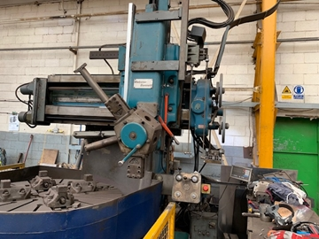 Used Vertical Boring Machines