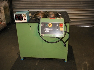 "Used Lapmaster 24"" Lapping Machines"