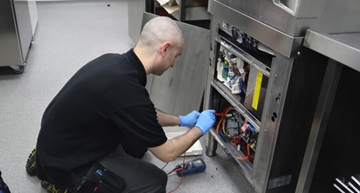 Commercial Refrigeration Equipment Maintenance Services Staffordshire