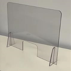 Clear Polycarbonate Social Distancing Screens