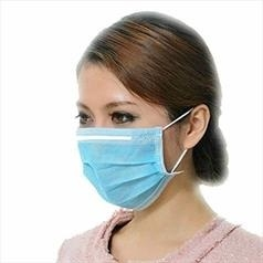Multilayer Face Mask Box of 50