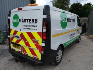 Vehicle Signage & Corporate Stationery