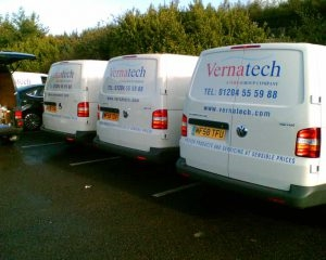 Vehicle Wrap Solutions Manchester