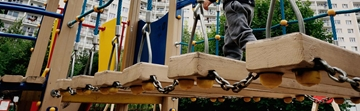 School Playground Equipment Installers In London