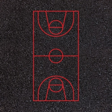 Standard Sports Pitches Playground Markings