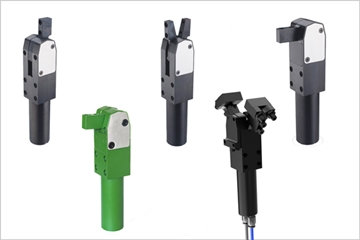 MM  range of pneumatic fastening clamps