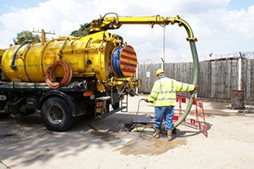 Blocked Pipeline Cleaning Services