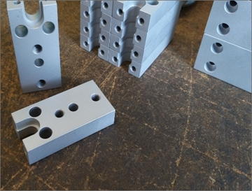 4 Axis Machining Physical Prototyping