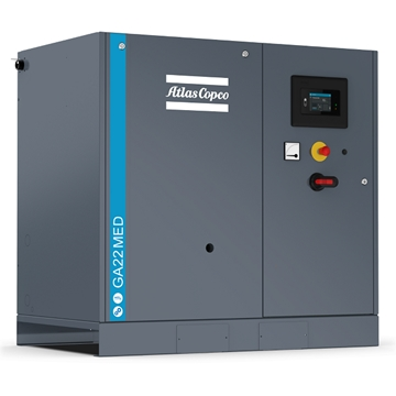 Medical Oil Injected Screw Compressors