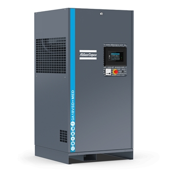 Oil Injected Compressed Air Machines