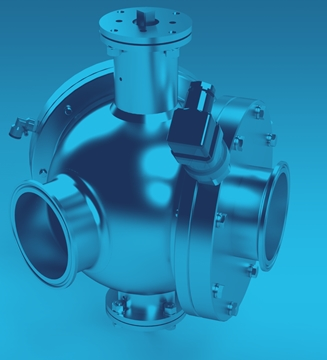 Inflatable Seal Ball Valve