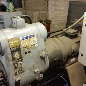 Rotary Vane Compressors Installation