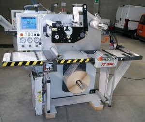 Label Inspection Rewinding Machines