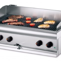 Lincat Silverlink 600 Electric Counter-top Chargrill - W 900 mm - 13.3 kW