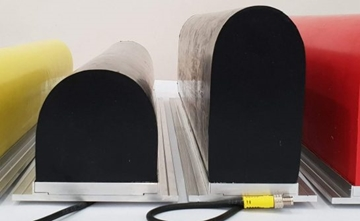 3D Printed Bumpers For Heavy Machinery