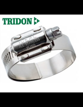 Heavy Duty Worm Drive Hose Clamps