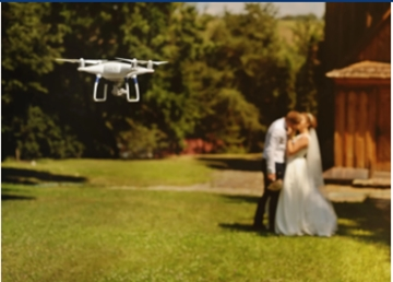 Aerial Videography Services For Special Occasions