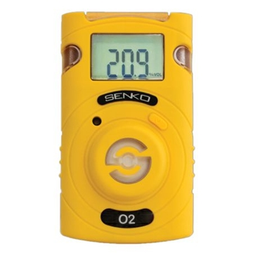 Portable Carbon Monoxide Gas Detectors
