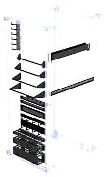 "Manufacturers Of 19"" Rack Accessories"