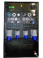 CableJoG 128 audio tester in cabinet