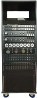 CableJoG 512 audio/video tester in cabinet with wheels