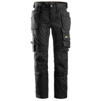 AllroundWork stretch trousers holster pockets