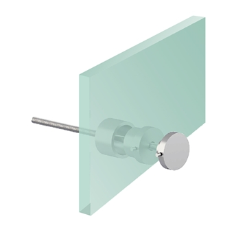 Point Fixtures For Frameless Systems