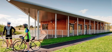 Modular Sports Buildings In UK