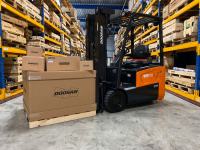 Forklift Contract Hire