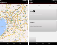 RS-MS1A Android application