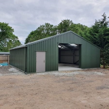 Steel Building Installers In Houghton-le-Spring