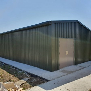 Commercial Steel Buildings In England