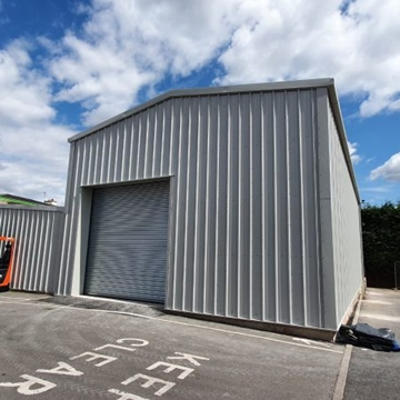 Cold Rolled Steel Buildings In Cornwall