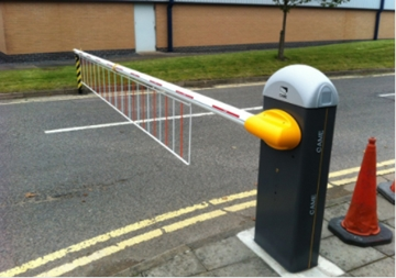 Rising Arm Traffic Barriers In Leicester