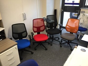 Standard Office Seating Chairs