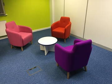 Designer Office Seating Solutions