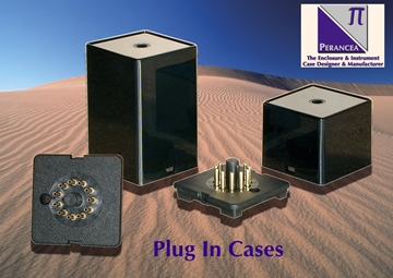 Plug-in Cases 8 and 11 pin