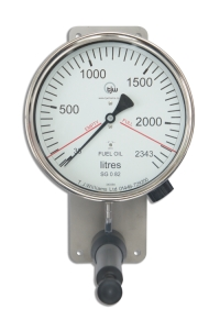 Hydrostatic Tank Contents Gauge Manually Operated System