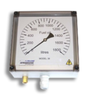 Mains Operated Continuous Reading Tank Contents Gauge