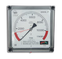 Push to Read Battery Operated Tank Contents Gauge