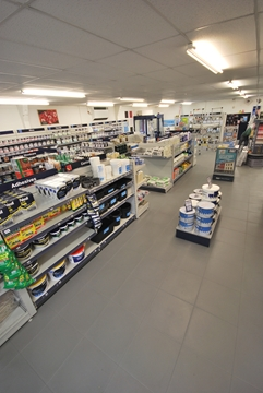 Commercial PVC Floor Tiles Manufactured In Luton