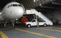 Aircraft Hangar Flooring Tiles