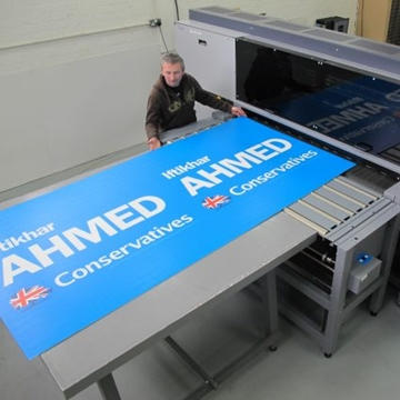 Bespoke Printed Signage Solutions