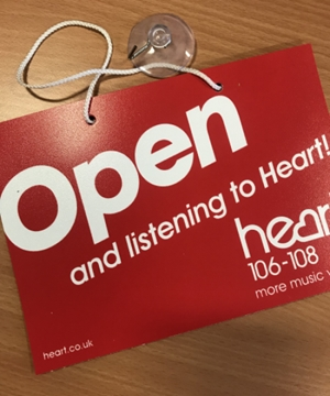 Custom Printed Open & Closed Signs