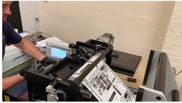 Used Label Converting and Finishing Equipment