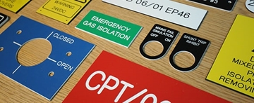 Label Engraving Service In Essex