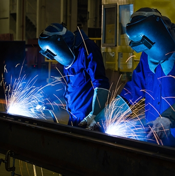 Stainless Steel MIG Welding Services In Kilwinning